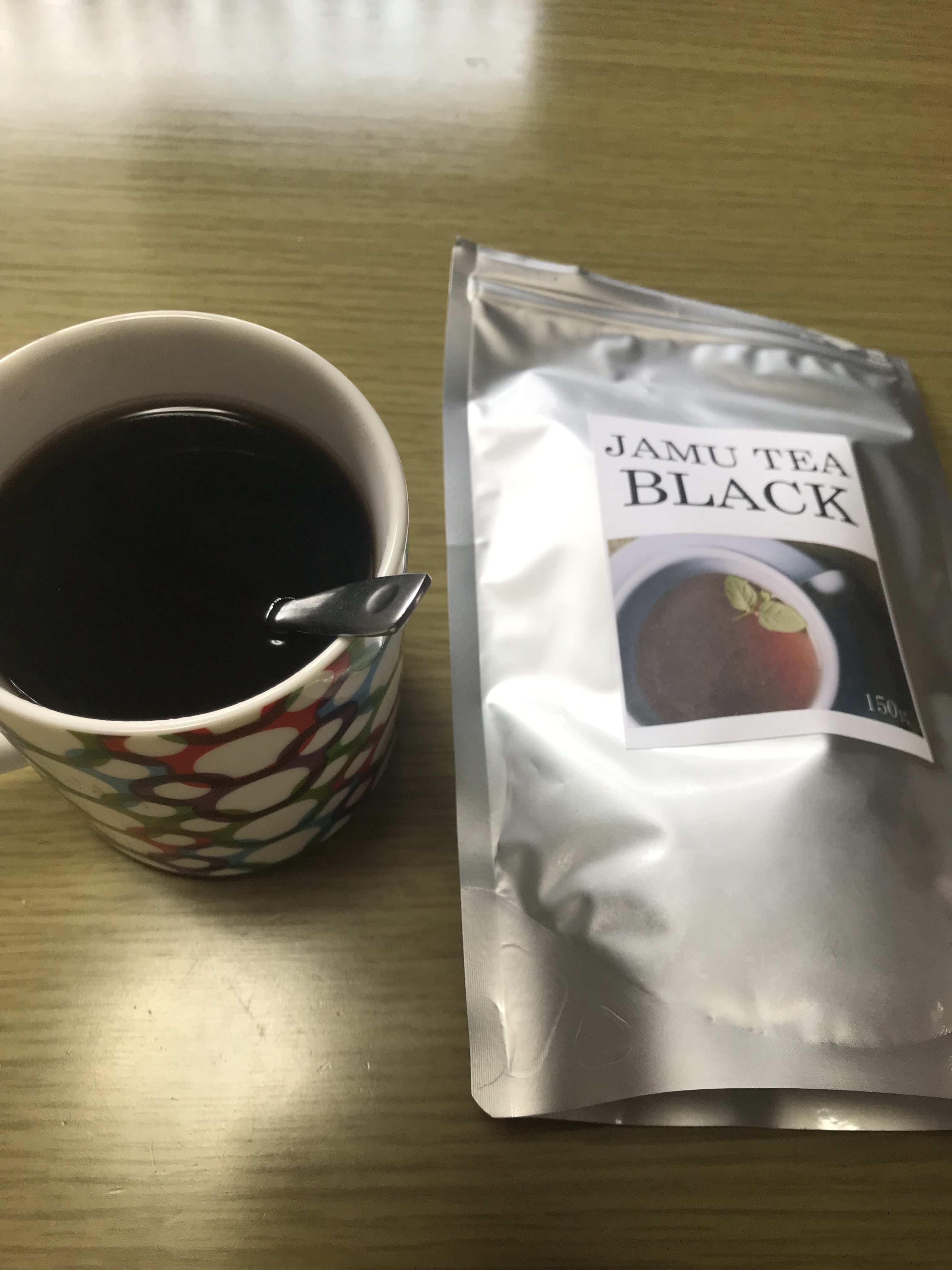 症 お茶 花粉